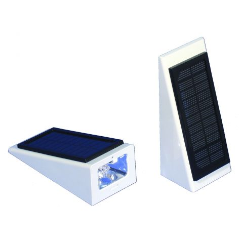LMT Galaxy Solar Wedge Accent Light - White (Limited Quantities Available)