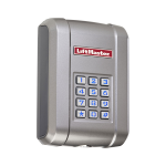 Liftmaster KPW250 - 250 Code Wireless Keypad - Right View