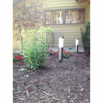 Hoover Fence Co Install Jerith 202 Metal Fence - Newton Falls Ohio - 2