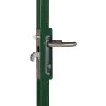 Locinox H-METAL-WB Hybrid Lock Kit for Metal Gates