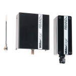 Miller Edge RBand Monitored Wireless Gate Transmitter and Receiver Kit (RB-G-K10)