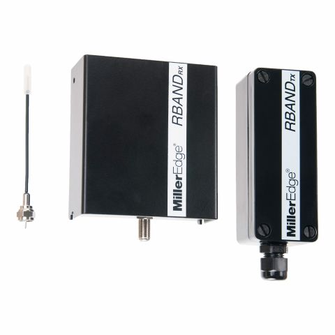 Miller Edge RBand Monitored Wireless Gate Transmitter and Receiver Kit