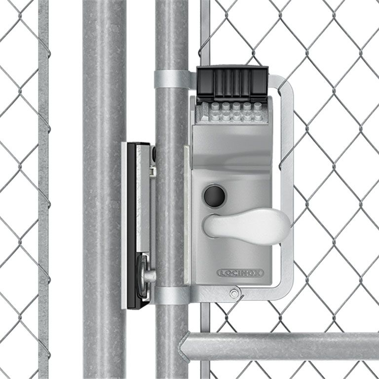Locinox Chain Link Fence Tension Bar Adapter