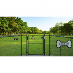 Locinox Gate Hardware for Dog Park