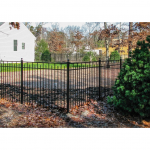 Jerith #200 Modified Aluminum Fence Section (JX-200M-S)