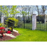 Jerith #402 Aluminum Fence Section (JX-402-S)