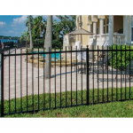 Jerith #101 Modified Aluminum Fence Section (JX-101M-S)