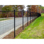 Jerith Patriot Steel Fence Section - 4ga Vertical (JP4-S)