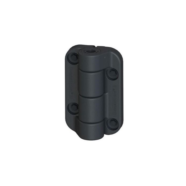 Nationwide Industries Cornerstone 2 - Heavy-Duty Non-Adjustable Self-Closing Nylon Hinges w/ Alignment Tab