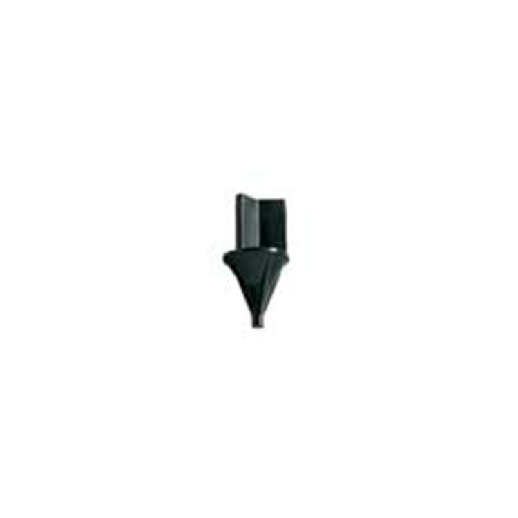 MarkSmart Triple Cleat Points for Hook-N-Hang and EduroPole Fence Posts - Black