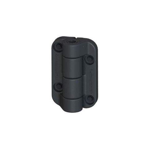 Nationwide Industries Cornerstone 2 - Heavy-Duty Non-Adjustable Self-Closing Nylon Hinges