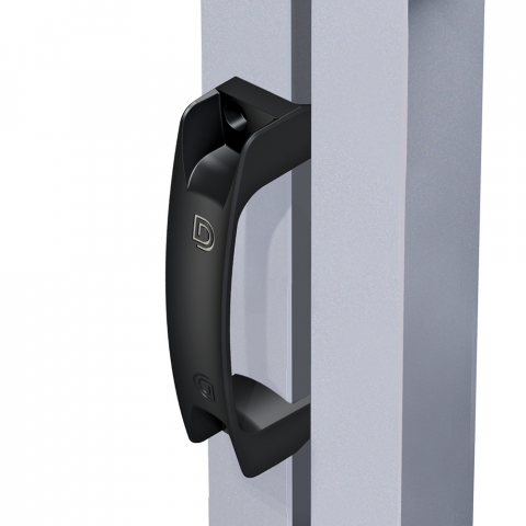 D&D Technologies LokkLatch Series 3 Gate Handles for Wood, Vinyl, & Ornamental Gates