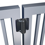 D&D Technologies Tru-Close Series 3 Regular Duty Hinges for Metal Gates - No Legs (TCA1S3-P)