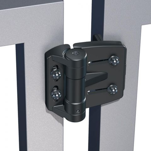 D&D Technologies TruClose Mini Multi-Adjust Regular Hinges