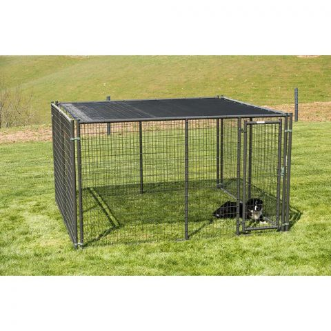 Tarter 10' x 10' Dog Kennel Shade Cover