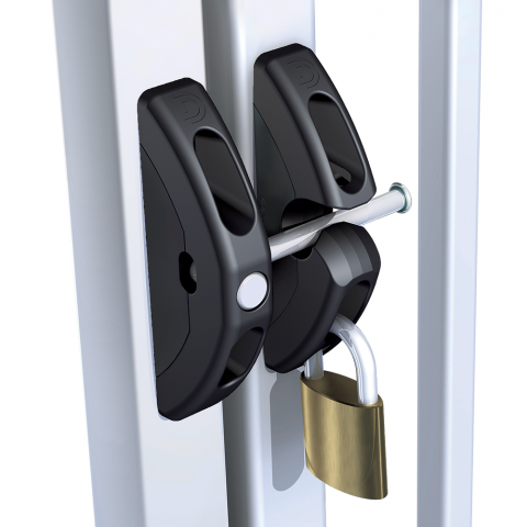 D&D Technologies T-Latches for Wood & Vinyl Gates