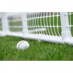 Standard Sportpanel Portable Outfield Fence with Baseball