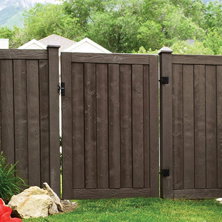 Bufftech Sherwood Vinyl Swing Gates