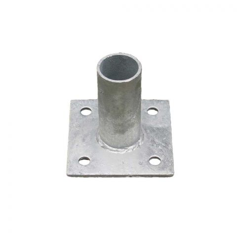 Service Fee - Weld Post to Plate - Posts Sold Separately
