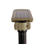 Gama Sonic 6W Solar Security Light with Motion Sensor (GS-101) (101822)