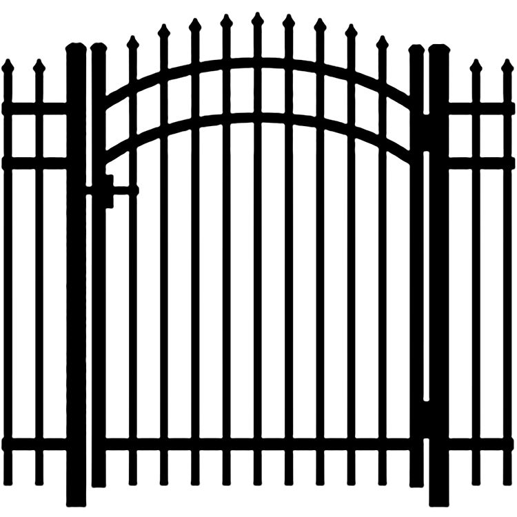 Jerith Legacy #101 Aluminum Accent Gate
