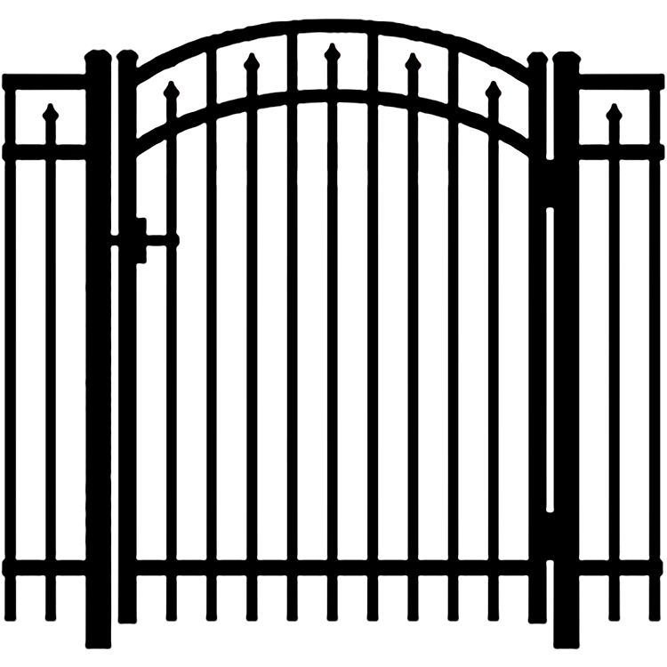 Jerith Legacy #200 Aluminum Accent Gate