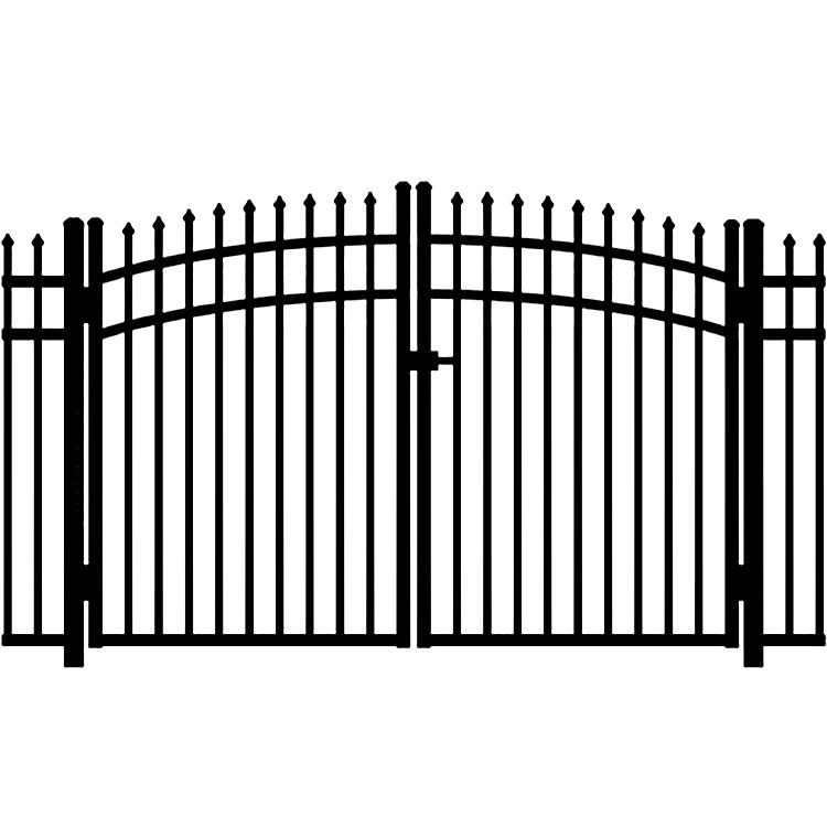 Jerith Legacy #101 Modified Aluminum Rainbow Double Gate