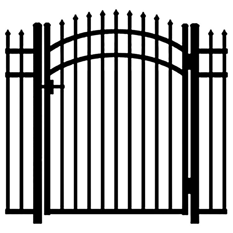 Jerith Legacy #101 Modified Aluminum Accent Gate