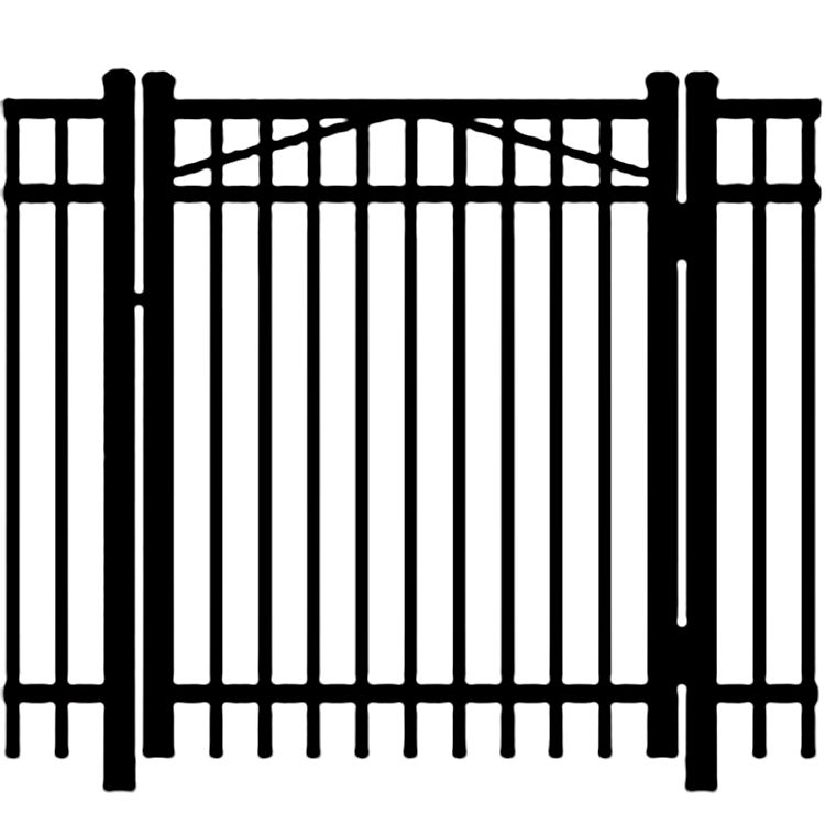 Jerith Legacy #202 Aluminum Single Swing Gate
