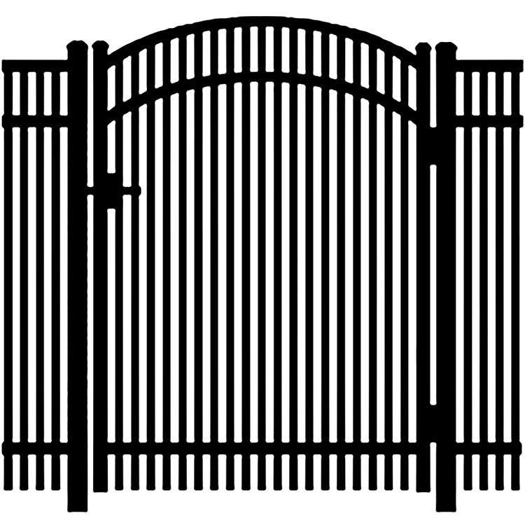 Jerith Legacy #402 Aluminum Accent Gate