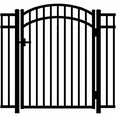Jerith Legacy #202 Modified Aluminum Accent Gate