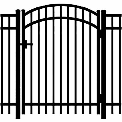Jerith Legacy #202 Aluminum Accent Gate