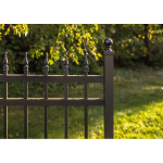 Jerith Legacy #111 Aluminum Fence Section (JX-111-S)