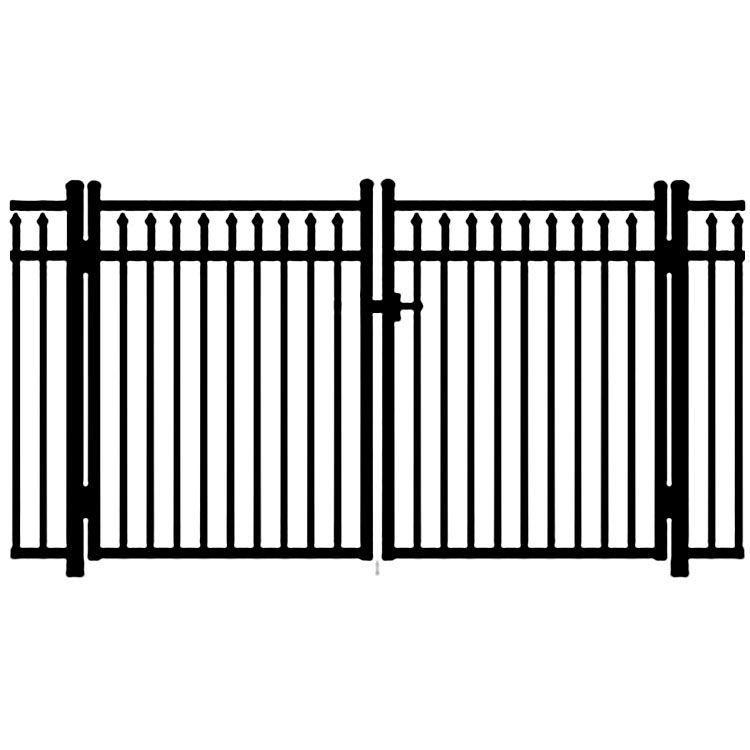 Jerith Legacy #200 Modified Aluminum Double Swing Gate