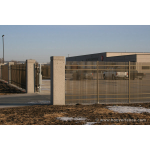 Jerith Industrial #I401 Aluminum Fence Section (JX-I401-S)