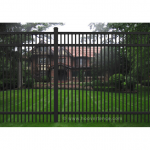 Jerith Industrial #I402 Aluminum Fence Section (JX-I402-S)
