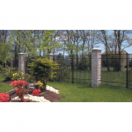Jerith Legacy #402 Aluminum Fence Section (JX-402-S)