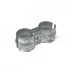 Saddle Clamps - Galvanized Steel (CL-SADDLE-CLAMP)