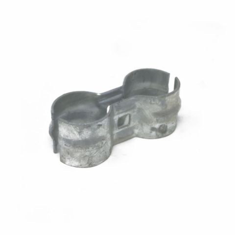 Saddle Clamps - Galvanized Steel