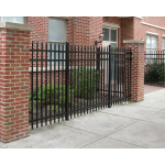 Jerith Legacy #101 Aluminum Fence Section (JX-101-S)