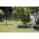 Jerith Legacy #202 Aluminum Fence Section (JX-202-S)