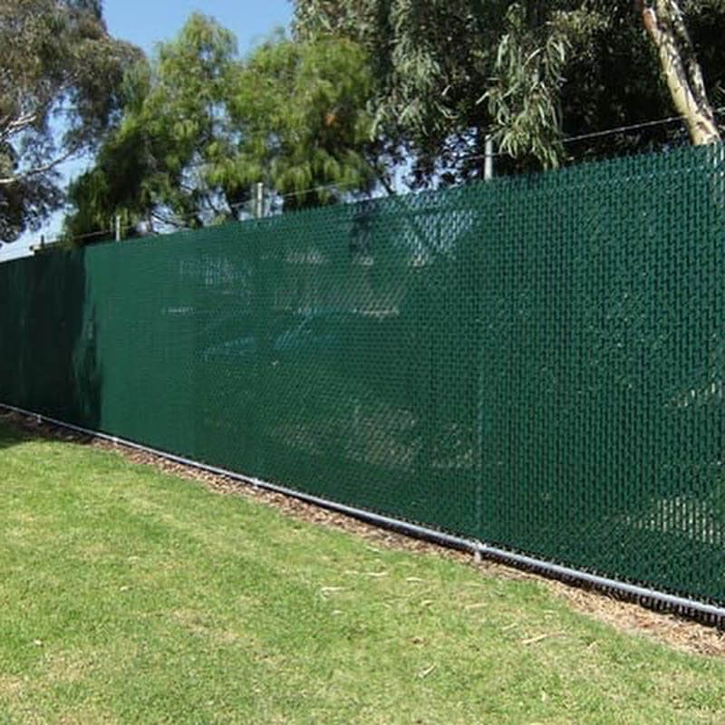 Pexco PDS Top Lock Privacy Slats for Chain Link Fence