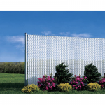 Pexco PDS Top Lock Privacy Slats for Chain Link Fence (PRIVACY-SLAT-LOCK-TOP)