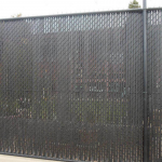 Pexco PDS Winged Privacy Slats for Chain Link Fence (PRIVACY-SLAT-WINGED)