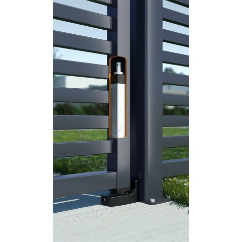 Locinox Interio - Invisible, Built-In Hydraulic Gate Closer