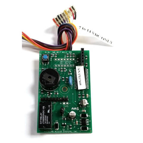 AAS Replacement Circuit Board for 19-100i
