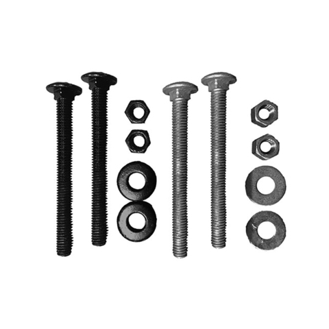 Snug Cottage Hardware Carriage Bolts, Nuts, and Washers for Wood