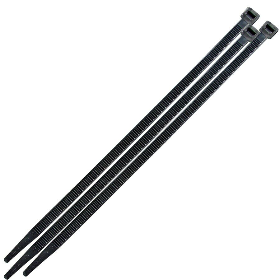 "Heavy Duty Cable Ties - 12"" Long - Pack of 100"