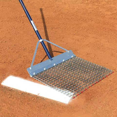 White Line Equipment Mound Mop