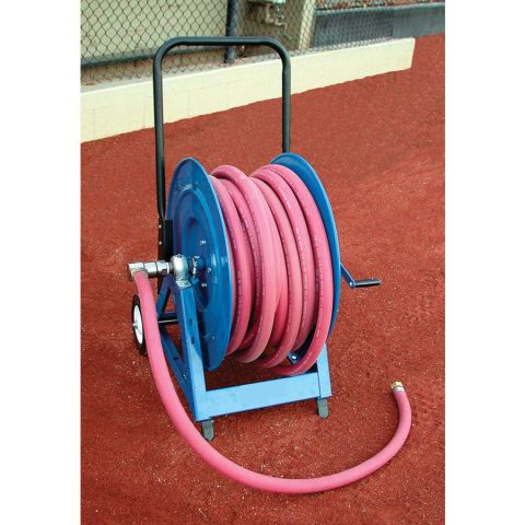 Heavy Duty Water Hose Cart - Ship Quote Required